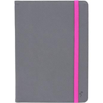 "M-Edge Folio Plus for 7""/8"" Tablets (Grey/Pink)"