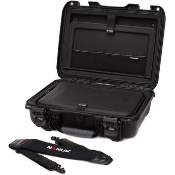 "Nanuk 923 15"" Laptop Case (Black)"