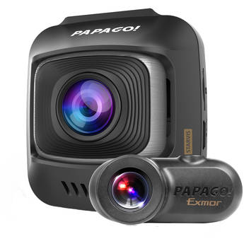 Papago GoSafe S780 2-Channel 1080p Dash Camera