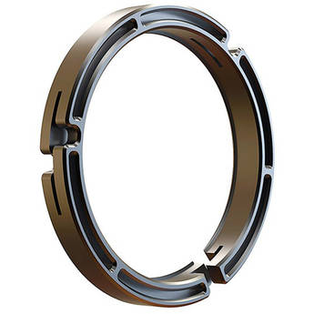 Bright Tangerine 114 to 95mm Clamp-On Ring for Misfit Matte Box