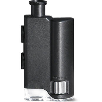 Konus KONUSCLIP 60-100x Pocket Microscope for Smartphones
