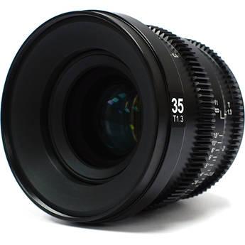 SLR Magic MicroPrime Cine 35mm T1.3 (E-Mount)