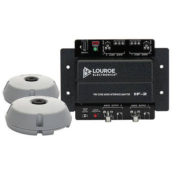Louroe ASK-4 #302 Audio Monitoring System