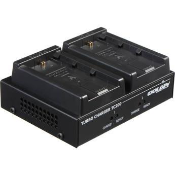 Dolgin Engineering TC200-DSLR-C Two Position Battery Charger for Canon LP-E6 Batteries