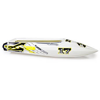 """Atomik RC Main Hull for 17"""" Barbwire 1 RC Boats"""