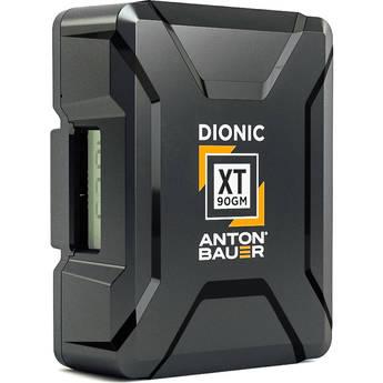 Anton Bauer Dionic XT90 GoldMount Battery