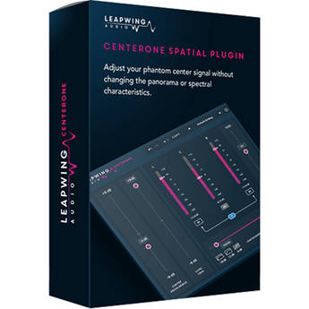 Leapwing CenterOne - Spatial Plug-In (Download)