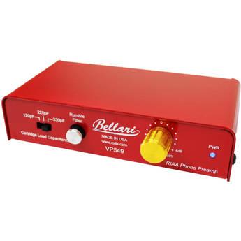 Bellari VP549 Phono Preamp