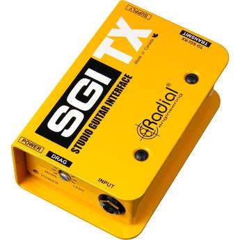 Radial Engineering SGI - Studio Guitar Interface System (TX)
