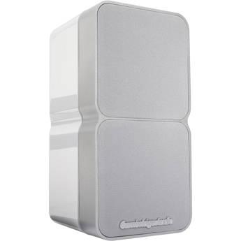 Minx Min 22 2-Way Satellite Speaker (High-Gloss White, Single)
