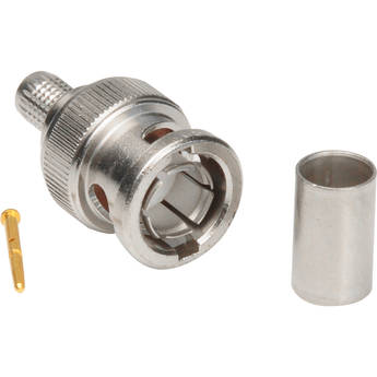Kings Electronics BNC Connector for Belden 1505A/1506A