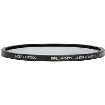 "Lindsey Optics 4.5"" Round Brilliant-Pol Circular Polarizer Filter with Anti-Reflection Coating"