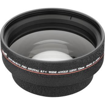 Impact DVP-WA70-72 72mm .7x Wide Angle Converter Lens