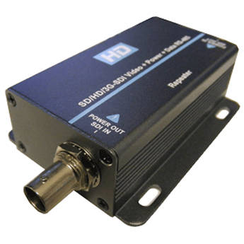 AAS HD-SDE-VDP Repeater for SD/HD/3G-SDI Video + Power + Data RS-485 Transmission over Coax Kit