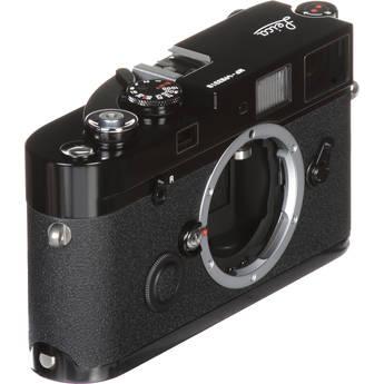 Leica MP 0.72 Rangefinder Camera (Black)
