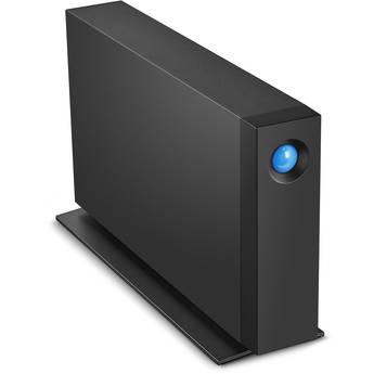 LaCie 4TB d2 Professional USB 3.1 Type-C External Hard Drive