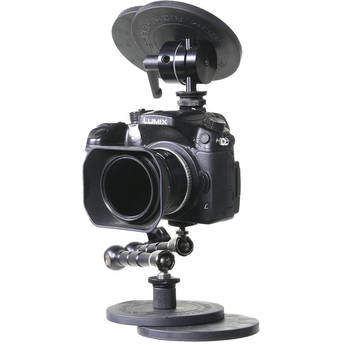 RigWheels MAG-Tight Magnetic Camera Windshield Mount
