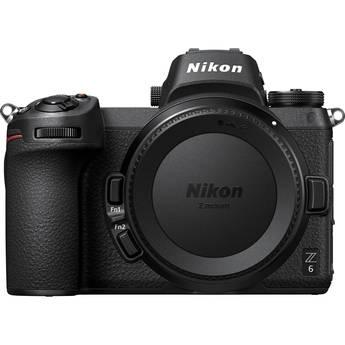 Nikon Z 6 Mirrorless Digital Camera (Body Only)