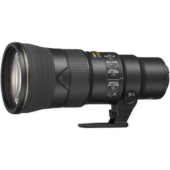 Nikon AF-S NIKKOR 500mm f/5.6E PF ED VR Lens