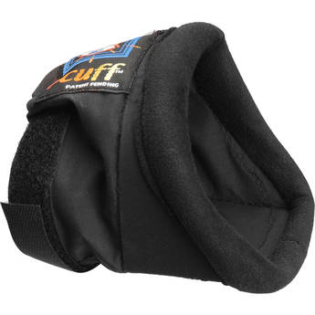"Raider i-cuff HD Viewfinder Hood for Professional Video Cameras, supports viewfinders up to 10.5"" in circumference."