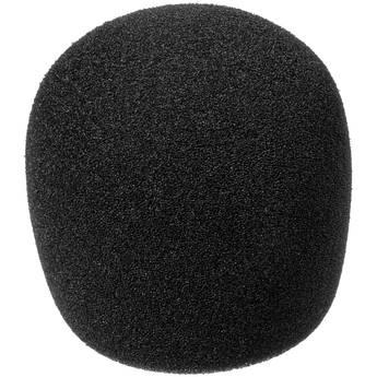 Shure Black Windscreen for Ball Mics (Black)