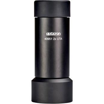 Opticron 2x Universal Tele-Adapter for DBA VHD+ Monoculars