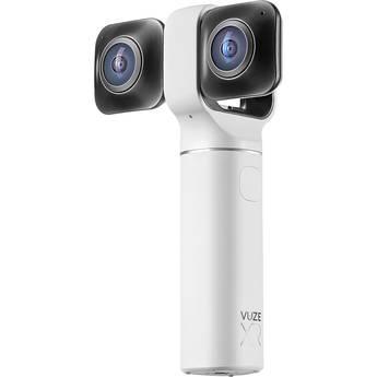 Vuze XR 3D VR180° / 2D 360° 5.7K Camera (White)