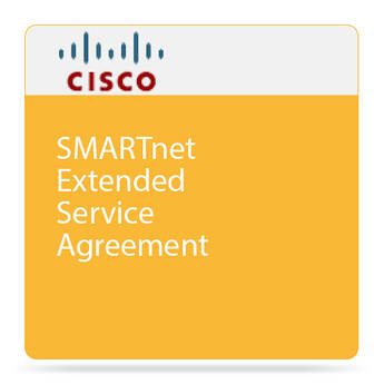 Cisco 1-Year Smart Net Total Care Extended Service Agreement for Cisco Aironet 1142 Series Access Point