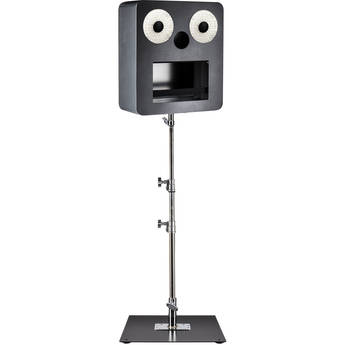 MediaBooth Pro Open-Air Media Booth and Avenger 4.5' Column Kit