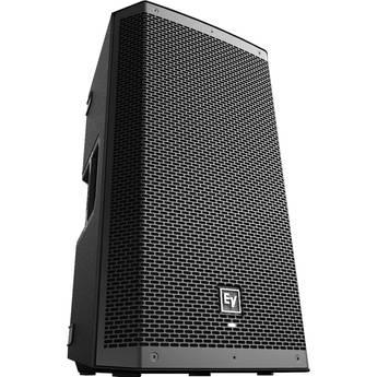 "Electro-Voice ZLX-12BT 12"" 2-Way 1000W Bluetooth-Enabled Powered Loudspeaker (Black)"