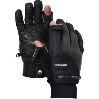 Vallerret Markhof Pro Model 2.0 Photography Gloves (Black, Medium)