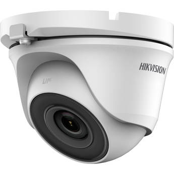 Hikvision TurboHD ECT-T12 2MP Outdoor HD-TVI Turret Camera with Night Vision & 3.6mm Lens
