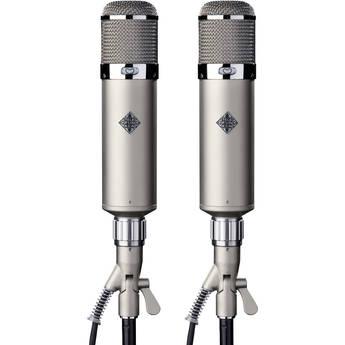 Telefunken U47 Dual-Pattern Tube Microphone Stereo Set