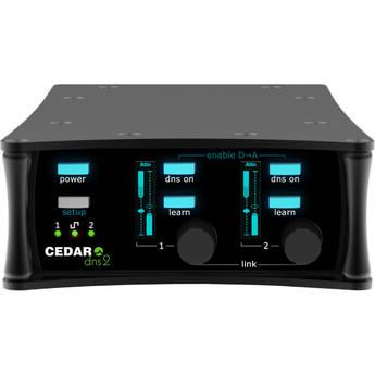 CEDAR Audio DNS 2 Two-Channel Dialogue Noise Suppressor