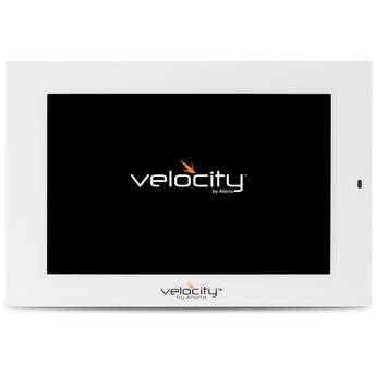 """Atlona 8"""" Touch Panel for Velocity Control System (White)"""