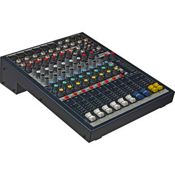 Soundcraft EPM 6 - 6 Mono + 2 Stereo Audio Console