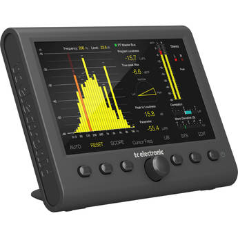 TC Electronic CLARITY M STEREO - Desktop Audio Meter for Stereo Applications