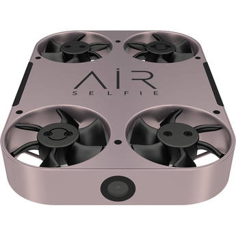 AirSelfie2 Portable Camera Drone with Power Bank (Rose Gold)