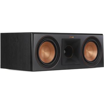 Klipsch Reference Premiere RP-600C 2-Way Center-Channel Speaker (Single, Ebony)