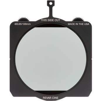 """Alan Gordon Enterprises Revar Cine Rota Pola Rota-Tray 4 x 5.65"""" with Circular Polarizer"""