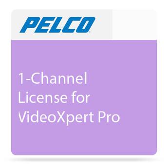 Pelco VXP-1C 1-Channel License for VideoXpert Pro