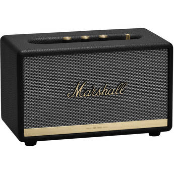 Marshall Acton II Bluetooth Speaker System (Black)