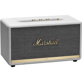 Marshall Stanmore II Bluetooth Speaker System (White)