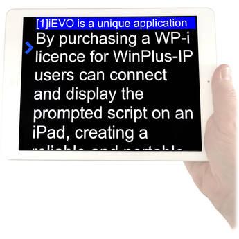 Autoscript WP-i iPad License (Single Device)