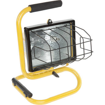 Bayco Products 500W Halogen Work Light