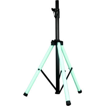 American DJ Color Stand LED Speaker Stand with Color LEDs and IR Control