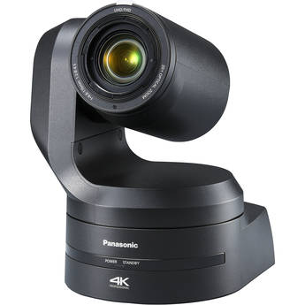 Panasonic AW-UE150K UHD 4K 20x PTZ Camera (Black)