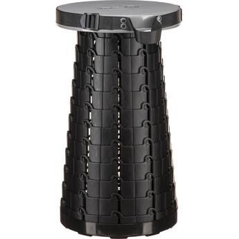 Mini Max Portable & Collapsible Stool (Gray)