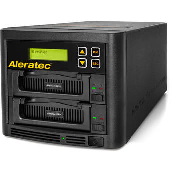 Aleratec 1:1 HDD Copy Cruiser IDE/SATA HDD Duplicator and Sanitizer