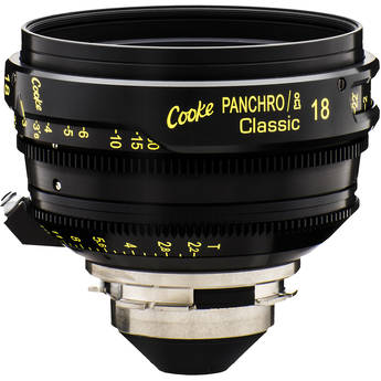 Cooke 18mm T2.2 Panchro/i Classic Prime Lens (PL Mount, Meters)